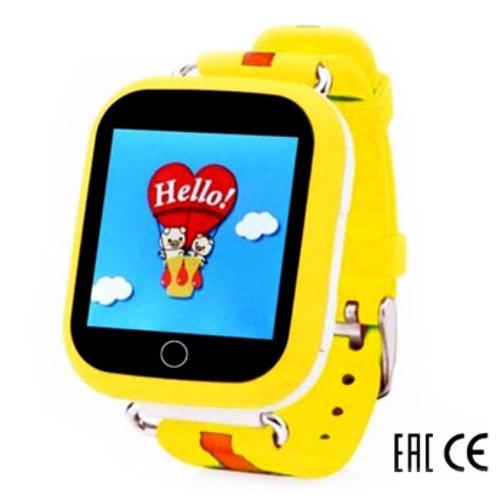 Детские GPS-часы Q90